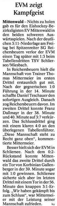 Reichersbeurern-Schliersee
